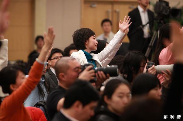 农业部部长韩长赋在对龙阳六合论坛种植进行反问答记者问